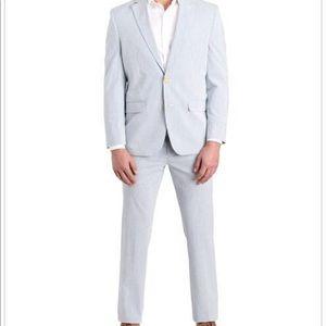 Men's Seersucker Suit
